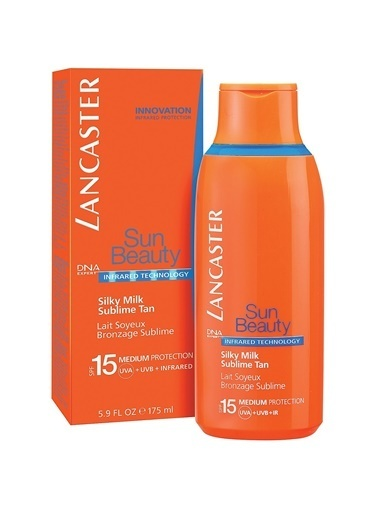Lancaster Lancaster Sun Beauty Silky Milk Sublime Tan Spf 15 - 175 Ml Renksiz
